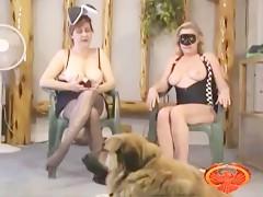 go scooby - Sexo con Animales